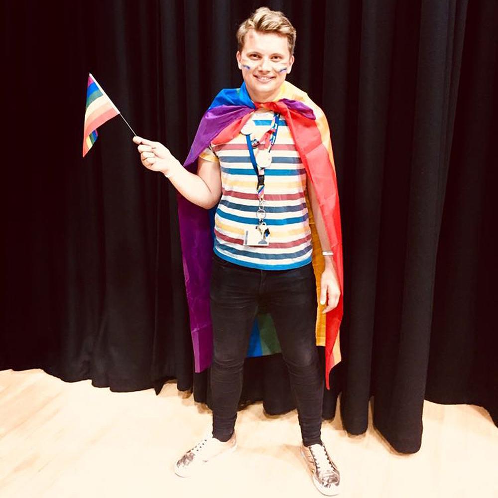 LGBTQ+ school