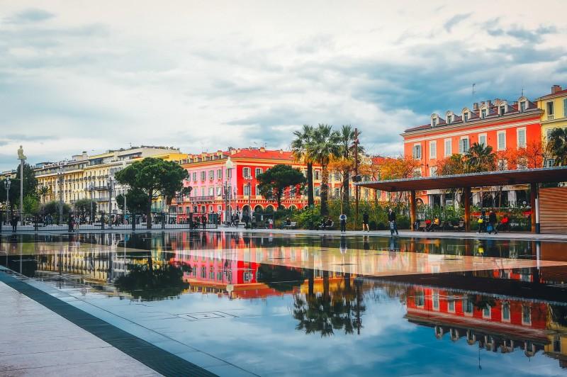 Nice, France (image: Pixabay)