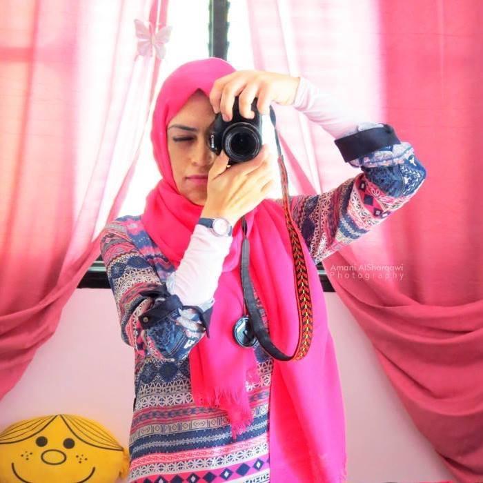 Amani Al Sharqawi, Gaza