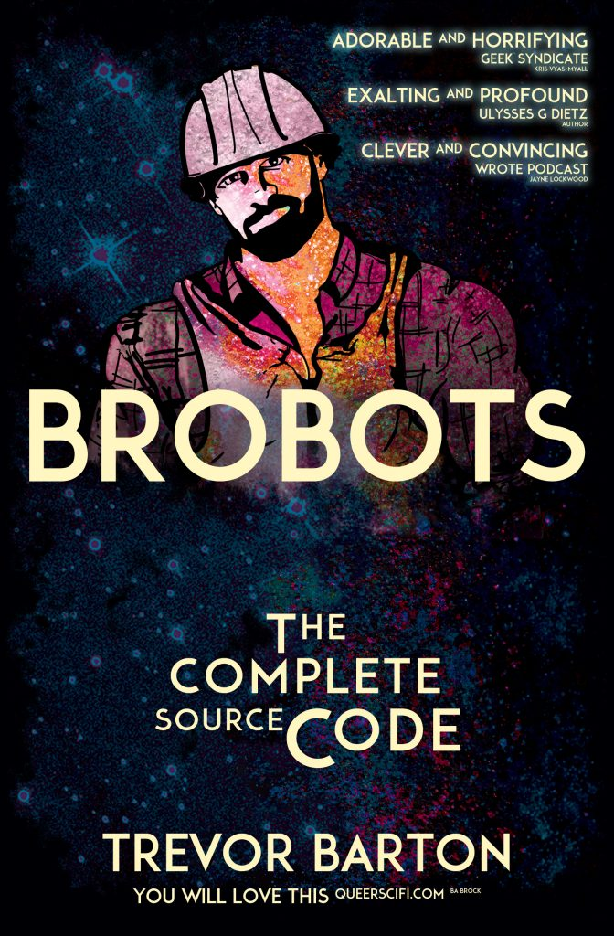 Brobots by Trevor Barton (image supplied)