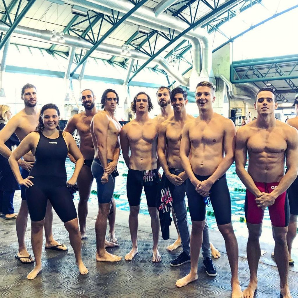 WH2O is the masters aquatics club of Los Angeles. Image courtesy of WH2O